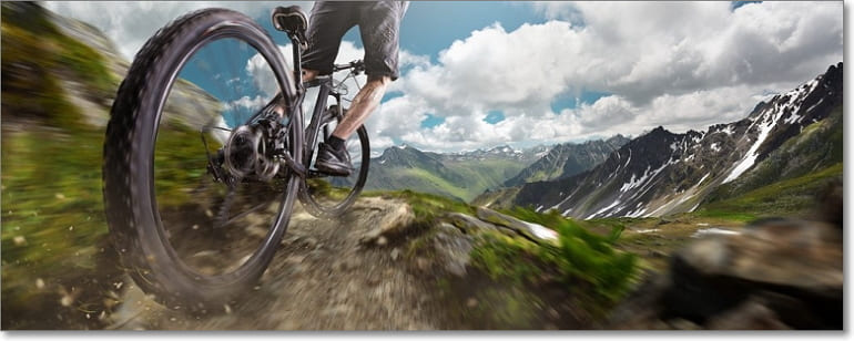 E-Bike Transalp Touren