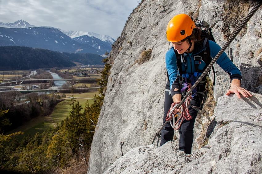 Klettersteigset Verleih : Klettersteigset verleih garmisch das alpentestival wenn