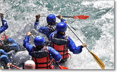 Haiming - RAFTING