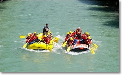Rafting Garmisch